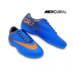 6656c351fb Mercurial Hypervenom Futsal Adultos Nike - Chuteiras no Mercado ...