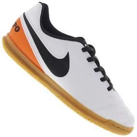 2fcc8fcb38 Chuteiras Total 90 Nike Tiempo Infantis - Chuteiras no Mercado Livre ...