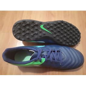 d1a465d82d50d Chuteira Society Amortecedor Nike - Chuteiras para Campo Azul no ...
