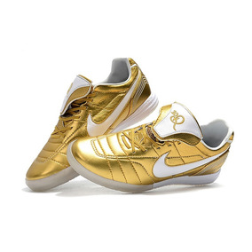 21601ceb36e8f Chuteira Nike Neymar Dourada Futsal - Esportes e Fitness no Mercado Livre  Brasil