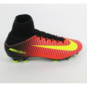 06dc95e2ca Lrj Chuteira Nike Mercurial Veloce Fg Amarela - Chuteiras no Mercado ...