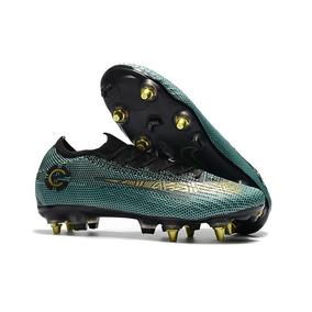 7e692dd466fed Chuteira Nike Mercurial Vapor Vi Elite Cr7 Sg Trava Mista Pe. R  399 90