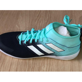 a7998ac9f509c Chuteira Society Adidas Ace 17.3 Verde - Chuteiras no Mercado Livre ...