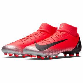 34dfaafa1a869 Chuteira Nike Mercurial Vapor Superfly Vi Cr Fg Campo - Chuteiras no ...