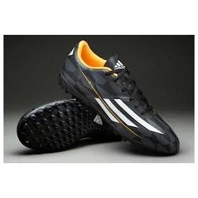 964ba88464 Laranja (g61507) Chuteira Society Adidas F5 Adizero Prata ...