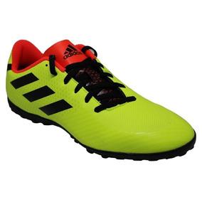b0118392cf09d Chuteira Adidas Verde Limao - Chuteiras Adidas para Adultos no ...