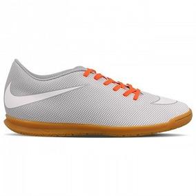 36796a0aa20bf Chuteira Nike Prata Futsal - Chuteiras no Mercado Livre Brasil