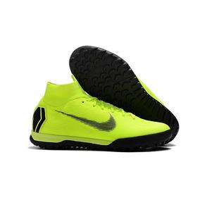b8286c3979 Chuteira Mercurial Verde Brilhante - Chuteiras Nike de Society para ...