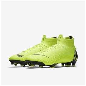 442900cf5e1f1 Chuteira Nike Cano Alto 37 38 - Chuteiras para Adultos no Mercado ...