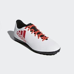 be58b0587479b Chuteira Society Adidas X Tango 17 Purechaos Bolsa - Chuteiras no ...
