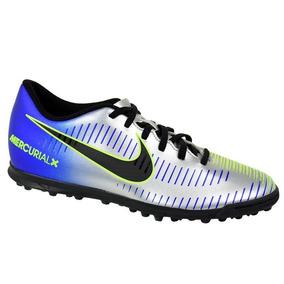 bd4be841f6c49 Chuteira Nike Mercurial Vortex Roxo E Verde - Chuteiras de Society ...