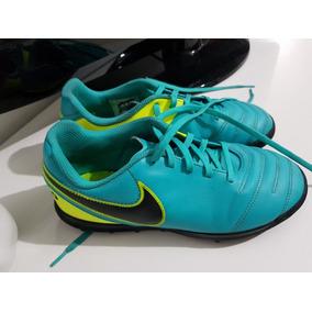 7bcd27331cb10 Chuteira Nike Oficial Tamanho 35 E 36 De Birro De Trava - Chuteiras ...