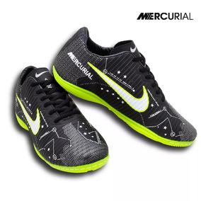 abe4983ed41 Tenis Nike 6.0 Botinha Preto Masculino Futsal - Chuteiras no Mercado ...