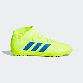 6a6e42f6eff2b Chuteira Adidas F50 Society Amarela - Chuteiras para Infantis no ...