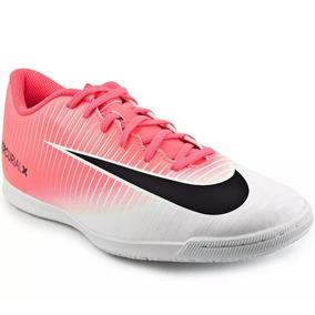 1d65084e7aa4e Chuteira Da Nike Mercurial Com Meia Grudada E Barata Futsal ...