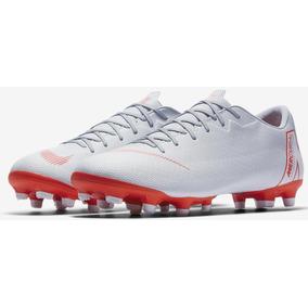 b3a08382e563c Chuteira Nike Mercurial Vermelha - Chuteiras Nike para Adultos no ...