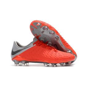 c6ae40c17d Chuteira Do Ribery Chinelos Nike - Chuteiras Vermelho no Mercado ...