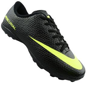 46d1d175ac5f6 Rosa Nº37 Chuteira Nike Mercurial Branca Preta - Chuteiras para Adultos no  Mercado Livre Brasil