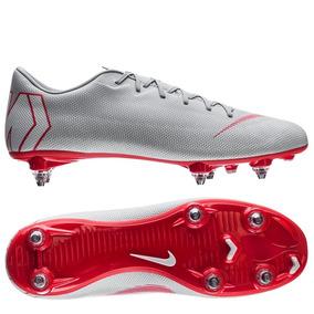 dd8de5a78a55b Chuteira Nike Mercurial Vapor X Vermelha - Esportes e Fitness no Mercado  Livre Brasil