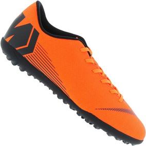 853689c8c41a1 Chuteira Society Nike Laranja - Chuteiras Nike de Society para ...