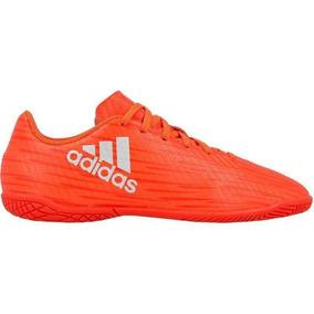 f540fd642c Chuteira Adidas X 16.4 In Futsal Vermelha - Chuteiras no Mercado ...