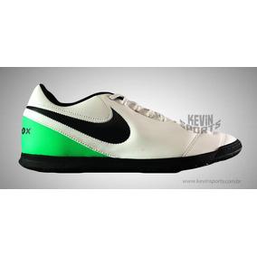 f065b00c36698 Chuteira Society Nike Tiempo Branca Iii - Chuteiras no Mercado Livre ...