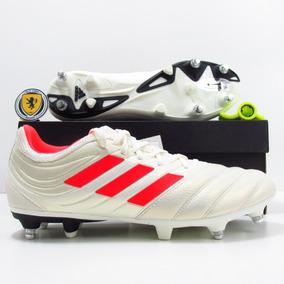 3c9c9c4dee6e3 Chuteira Adidas Couro Copa Mundial - Chuteiras no Mercado Livre Brasil