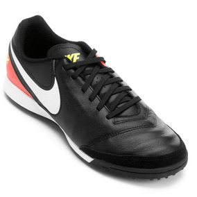 214b827f09ba3 Chuteira Nike Tiempox Genio Ii Leather Society - Esportes e Fitness no Mercado  Livre Brasil