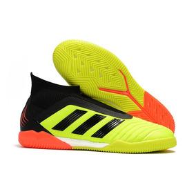 da943574fc3e9 Chuteira Adida Predator 18 Futsal - Chuteiras Adidas para Adultos ...