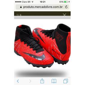 eacca4a73665e Chuteira Society Infantil Cristiano Ronaldo - Chuteiras Nike de ...