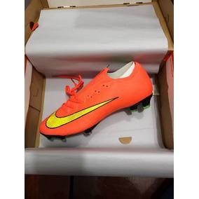 ba5703d7d81b6 Nike Mercurial Vapor R9 Dourada Edição Limitada Única Brasil ...