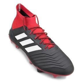 337308bfe22a4 Chuteira Adidas Predator 43, Cravos Adultos - Chuteiras Vermelho no Mercado  Livre Brasil