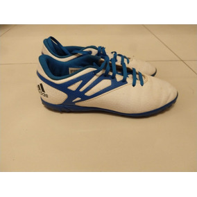 2d1c5b6312d22 Chuteira Society adidas Messi - Built To Win - Seminovo - 34