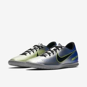 f2d78d43a21d8 T nis Futsal Nike Mercurial Vortex Rosa E Prata - Chuteiras para ...