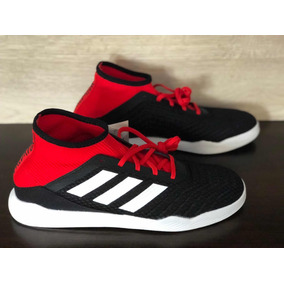 3f30bc43c22f4 Chuteira Adida Predator 183 Futsal Adidas - Chuteiras no Mercado ...