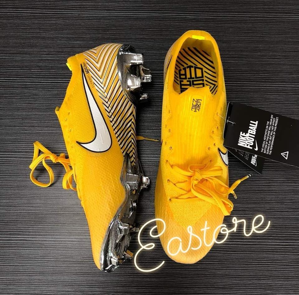 Chuteiras Nike Mercurial Vapor S cano - R  450 207bc45176311