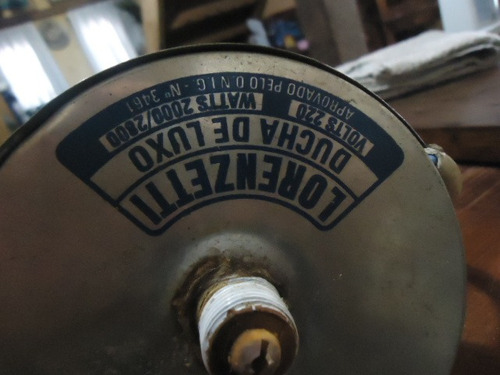 chuveiro antigo lorenzetti