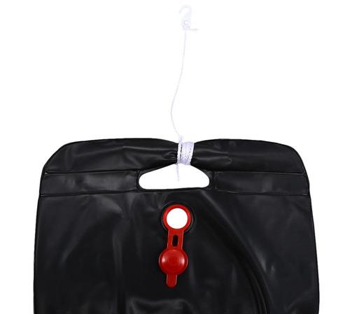 chuveiro camping ducha 20 litros portatil agua quente