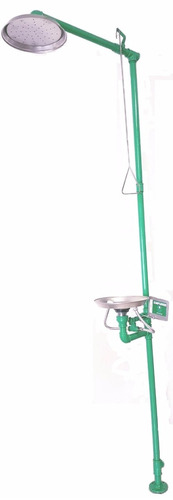chuveiro lava-olhos de emergência / chuveiro de segurança
