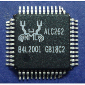 Ci - Circuito Integrado Realtek Alc262