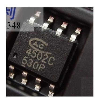 ci af4502c - smd - 4502c - af4502 - 4502 - sop-8 (5pçs)