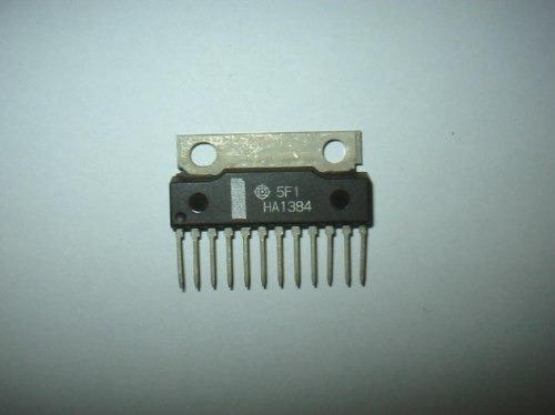 c.i  circuito integrado ha1384 saida
