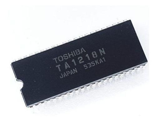 ci circuito integrado para tv ta1218n