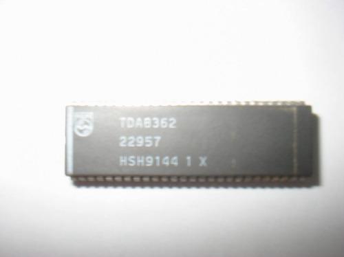 c.i  circuito integrado tda8362 tda 8362