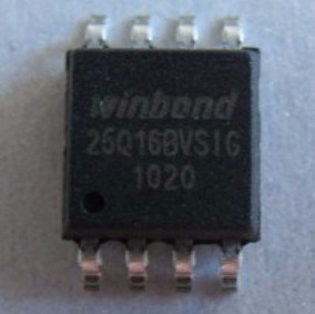 Winbond 25064fvsig Reset