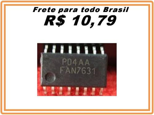 ci fan7631 fan 7631 smd kit 2 peças