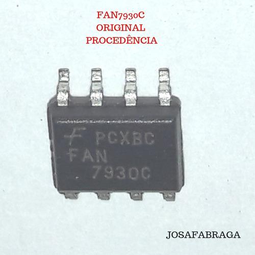 ci fan7930c fan 7930 fan7930 smd sop8 lote 5 peças original!