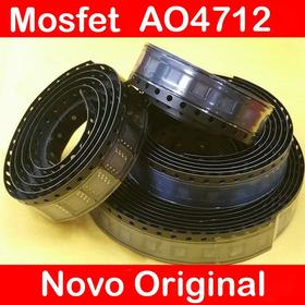 Ci Mosfet Smd Ao4712 4712 Sop8  Original 100%