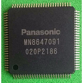 PANASONIC MN101EF31GXW QFP128