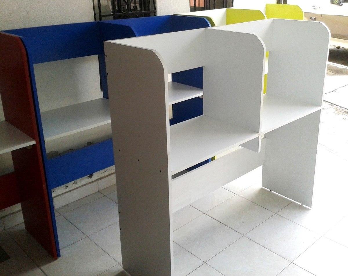 Ciber mueble blanco doble super precio reforzado 999 for Muebles para cafeteria precios